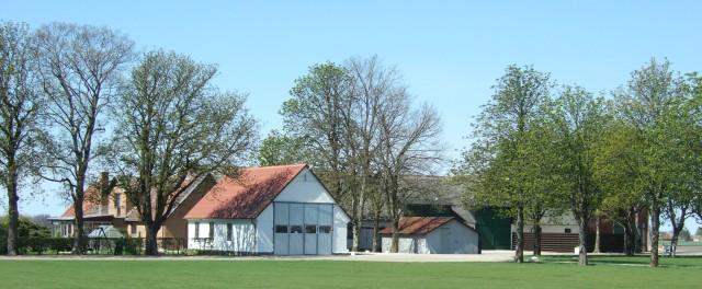 Backgarden - Hus och lokaler