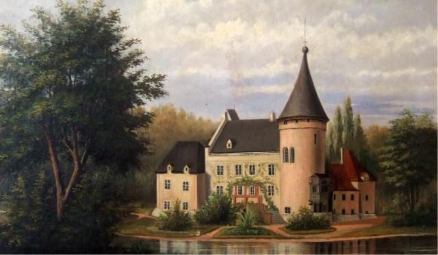 Ortofta slott