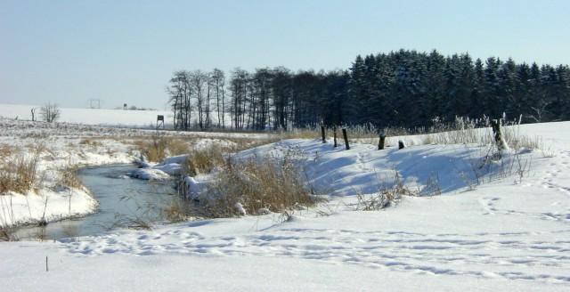 Ridmiljö nära Benstorp